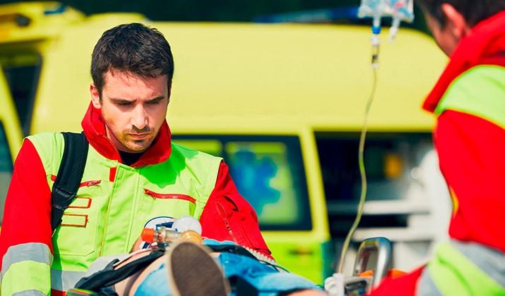 estudiar técnico de emergencias sanitarias
