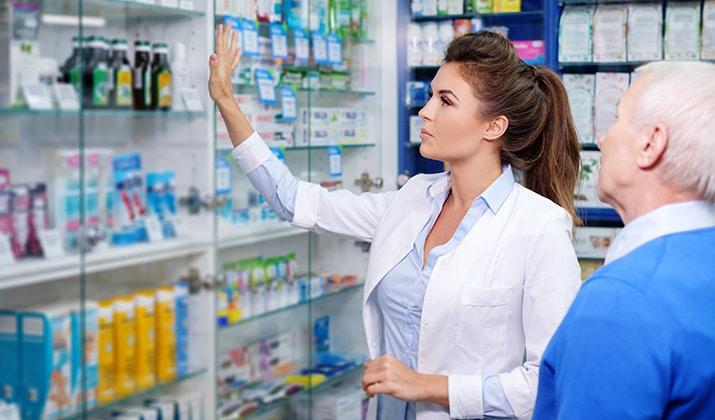 funciones de un auxiliar de farmacia