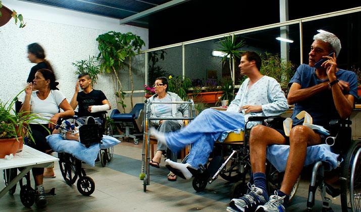 funciones auxiliar rehabilitacion