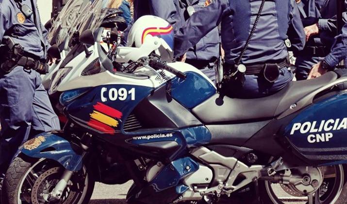 funciones policía nacional