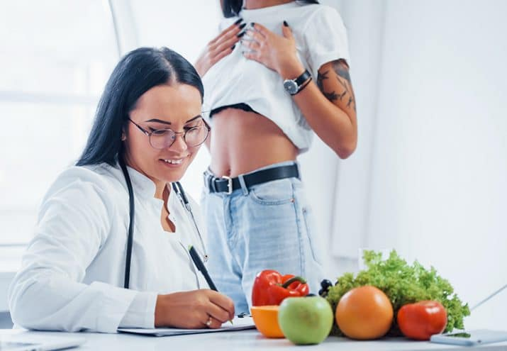 funciones del técnico superior en dietética y nutrición