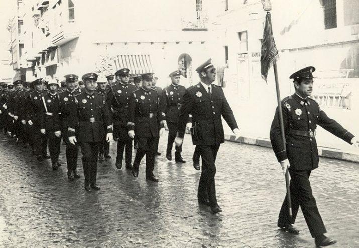 HISTORIA POLICIA LOCAL
