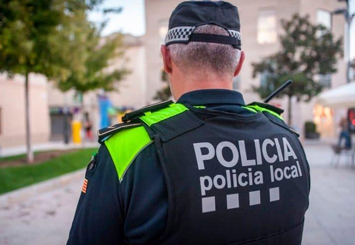 convocatoria policia local