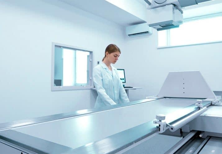 radioterapia dosimetria