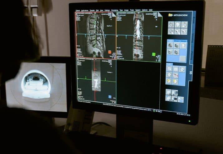 pruebas libres tecnico radiologia