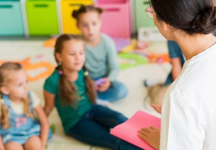 sueldo educación infantil