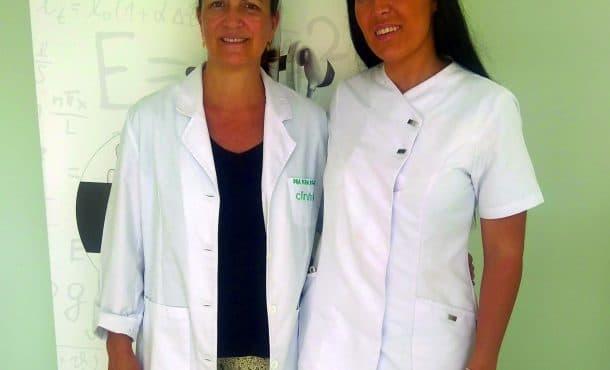 """Carla Pera, médico estética y nutricionista: """"La alumna en prácticas supuso una gran ayuda y la hemos contratado"""""""