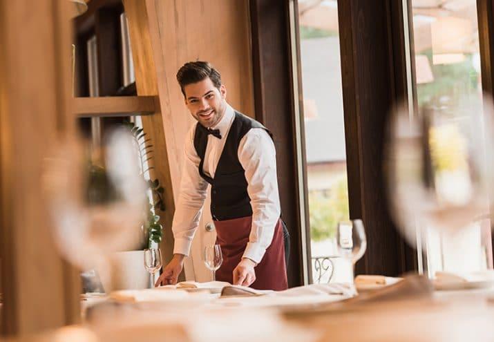 camarero sueldo