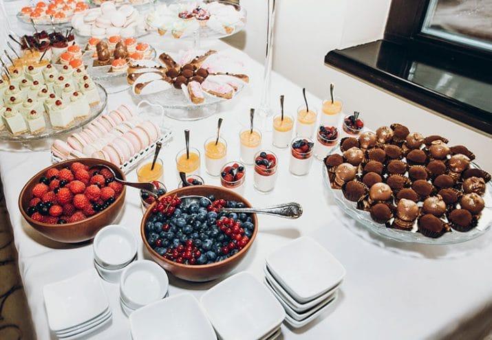 temario gestion catering