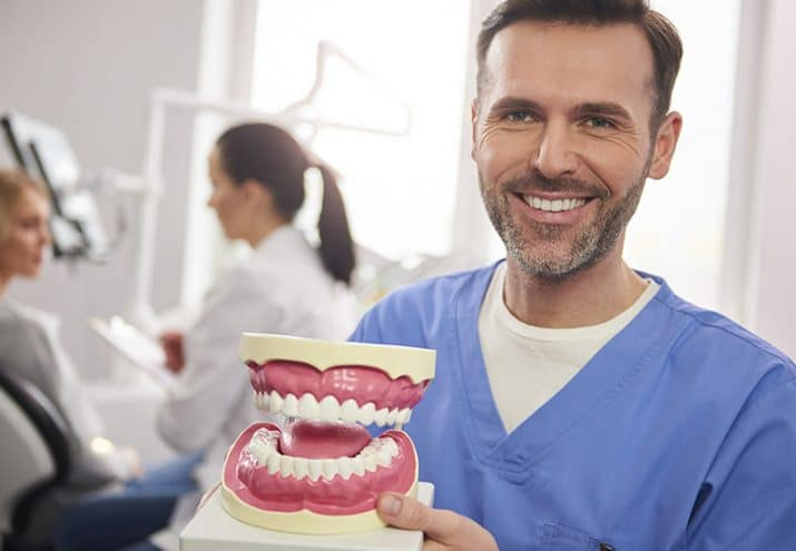 estudiar protesis dentales