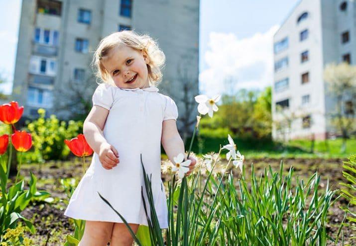 jardin infancia funciones