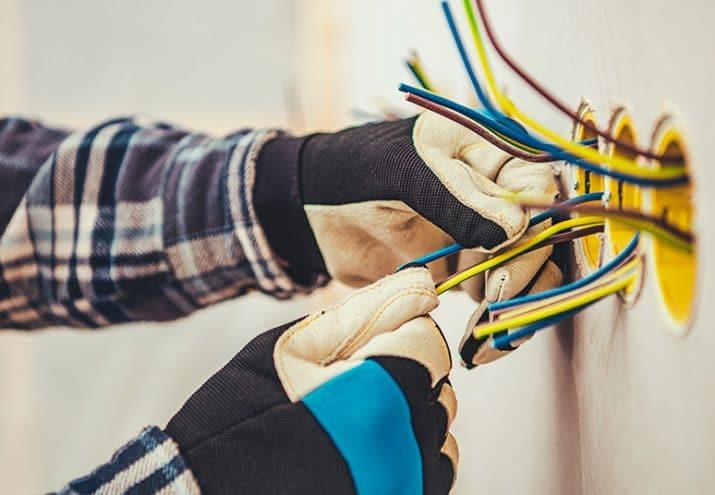 electricista funciones