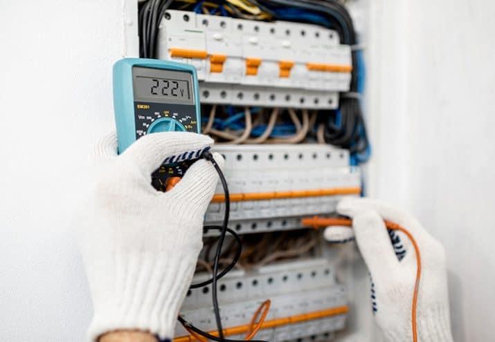instalador electricista requisitos