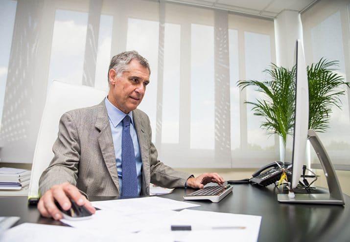 administrativo personal funciones