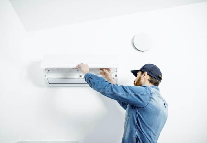 instalador autorizado aire acondicionado