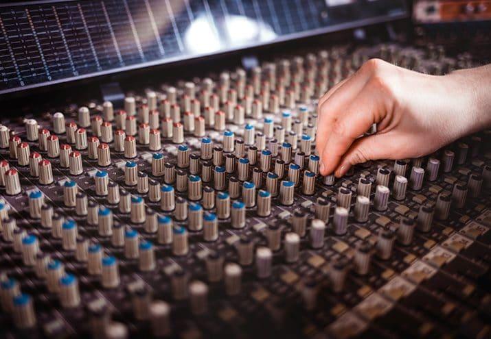 productor musical estudiar