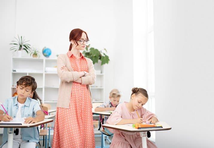 sueldo profesor primaria
